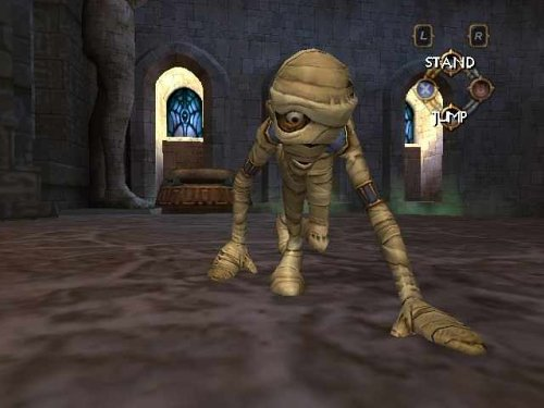 Sphinx - PS2