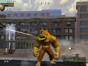 Rampage : Total Destruction - PS2