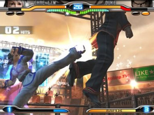 KOF : Maximum Impact 2 - PS2