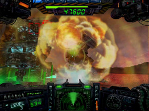 Alien Blast : The Encounter - PC
