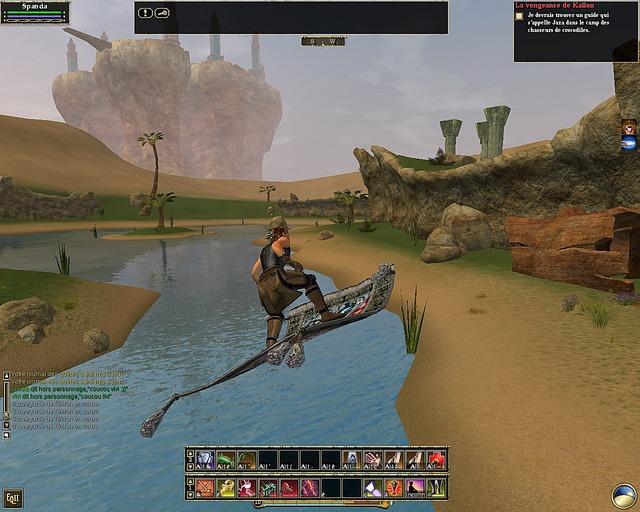 EverQuest II : Desert of Flames - PC