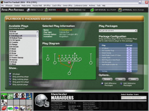 Total Pro Football 2004 - PC
