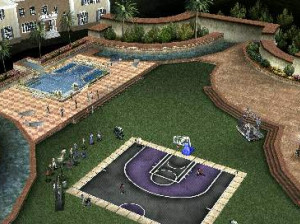 NBA Ballers : Rebound - PSP