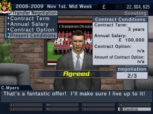 Let's Make A Soccer Team! - PS2