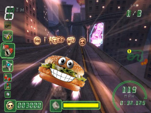 McChicken Racer - PS2