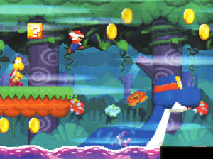 New Super Mario Bros - DS