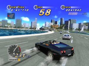 OutRun 2006 : Coast 2 Coast - Xbox