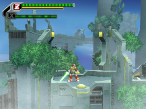 Mega Man X8 - PS2