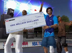 NBA Ballers : Phenom - Xbox