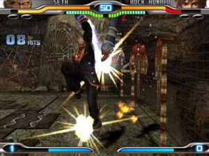 King of Fighters: 2006 - PS2