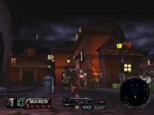 Metal Slug - PS2