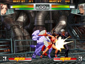 The King of Fighters Neowave - Xbox