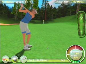 International Golf Pro - PS2