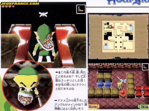 The Legend of Zelda : Phantom Hourglass - DS