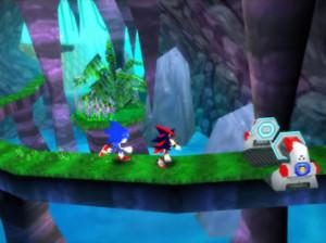 Sonic Rivals - PSP