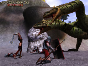 Gods and Heroes : Rome Rising - PC
