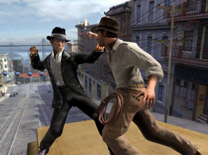 Indiana Jones Next Gen - Xbox 360