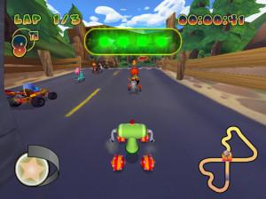 Pac-Man World Rally - PSP