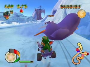 Pac-Man World Rally - Xbox