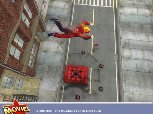 The Movies : Stunts & Effects - PC