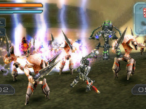 Bounty Hounds - PSP