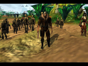Star Wars Empire at War : Forces of Corruption - PC