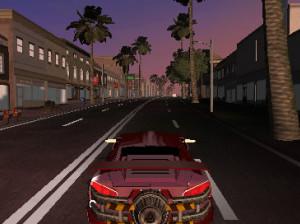 L.A Rush - PSP