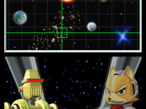 StarFox Command - DS