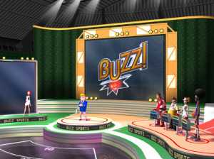 Buzz! : Le Quiz du Sport - PS2