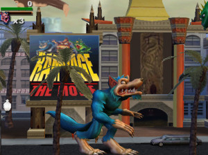 Rampage : Total Destruction - Gamecube