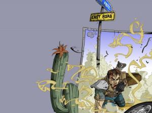 Rage Rider - PSP