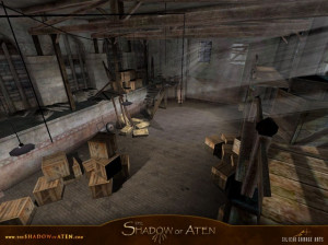 The Shadow of Aten - Xbox 360