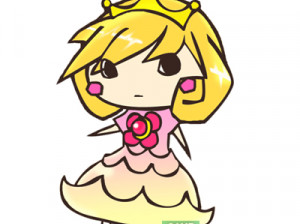 Princess Zelda - DS