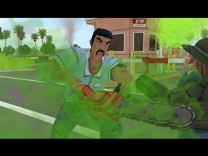 Bad Day L.A. - Xbox