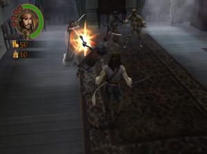 Pirates des Caraïbes : la Légende de Jack Sparrow - PS2