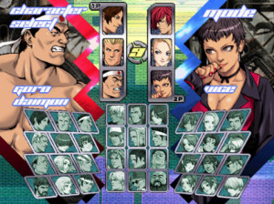 The King of Fighters Neowave - PS2