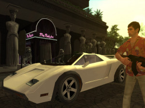 Scarface : The World is Yours - Xbox