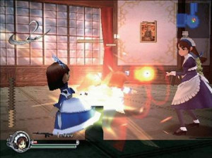 Simple 2000 Series: The Maid Loaded with Machine Guns - PS2
