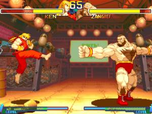 Street Fighter Alpha Anthology - PS2
