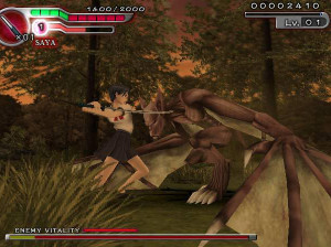 Blood + One Night Kiss - PS2