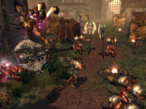 Untold Legends : Dark Kingdom - PS3
