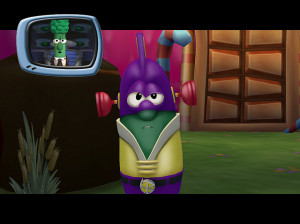 VeggieTales : LarryBoy and the Bad Apple - PS2