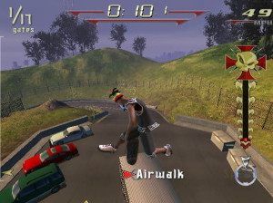 Tony Hawk's Downhill Jam - DS