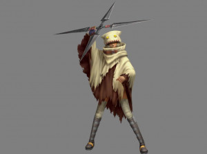 Dirge of Cerberus: Final Fantasy VII - PS2