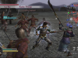 Dynasty Warriors 5 Empires - Xbox 360