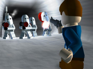 LEGO Star Wars 2 : La Trilogie Originale - PS2
