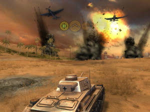 Panzer Elite Action : Dunes of War - PC