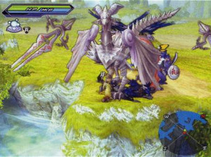 Shining Force EXA - PS2