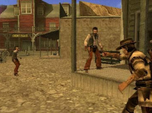 Gun Showdown - PSP