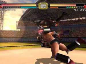 Muscleman Grand Prix - PS2